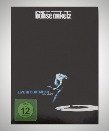 DVD: Live in Dortmund