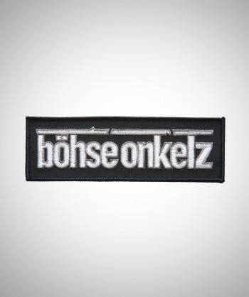 Böhse Onkelz - s/w (Patch)